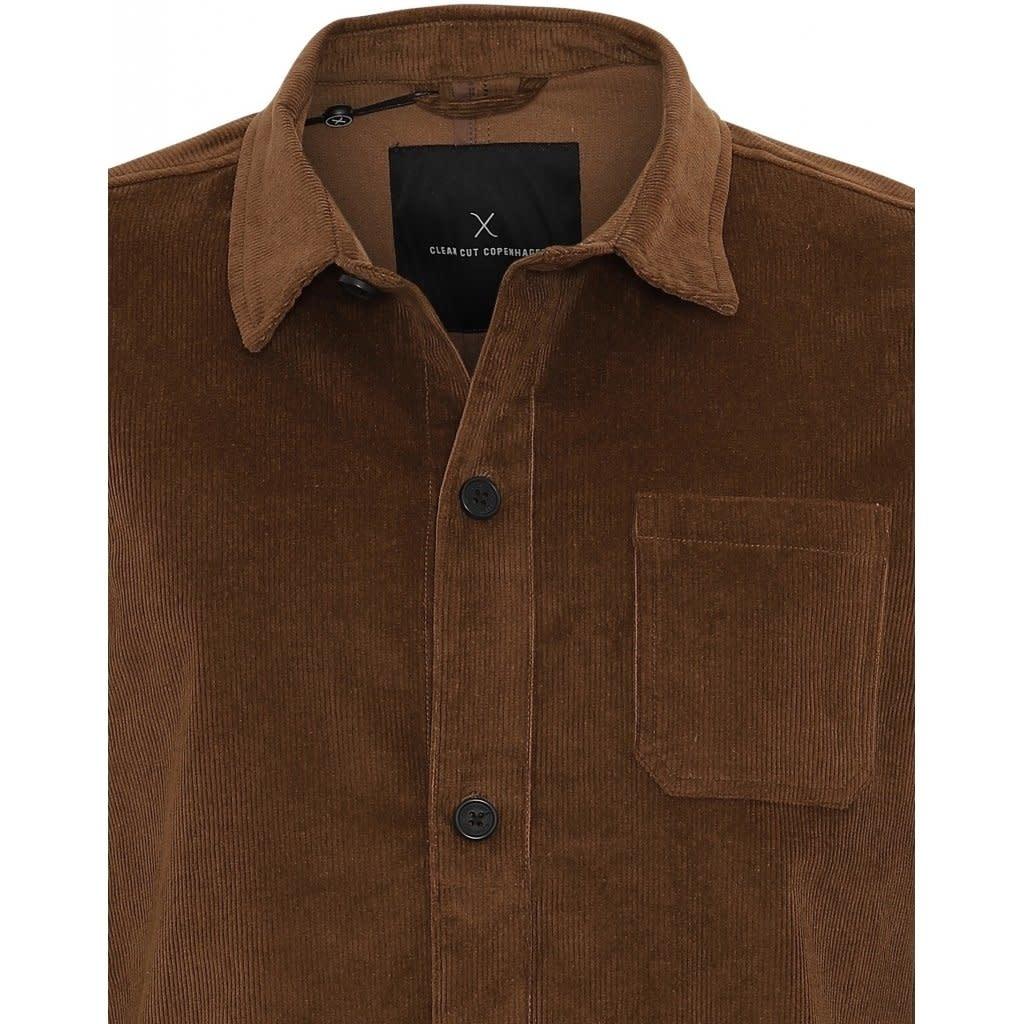 Clean Cut Clean Cut Steve Overshirt Camel