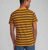 Anerkjendt Anerkjendt Akrod Noos Stripe Tee 900202 Sunflower Yellow