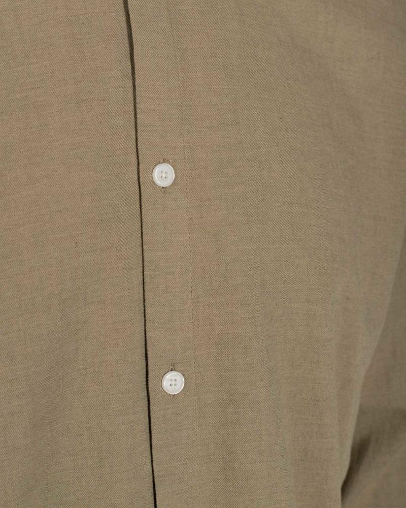 Minimum Minimum Anholt 0063 Shirt Elmwood Melange Green