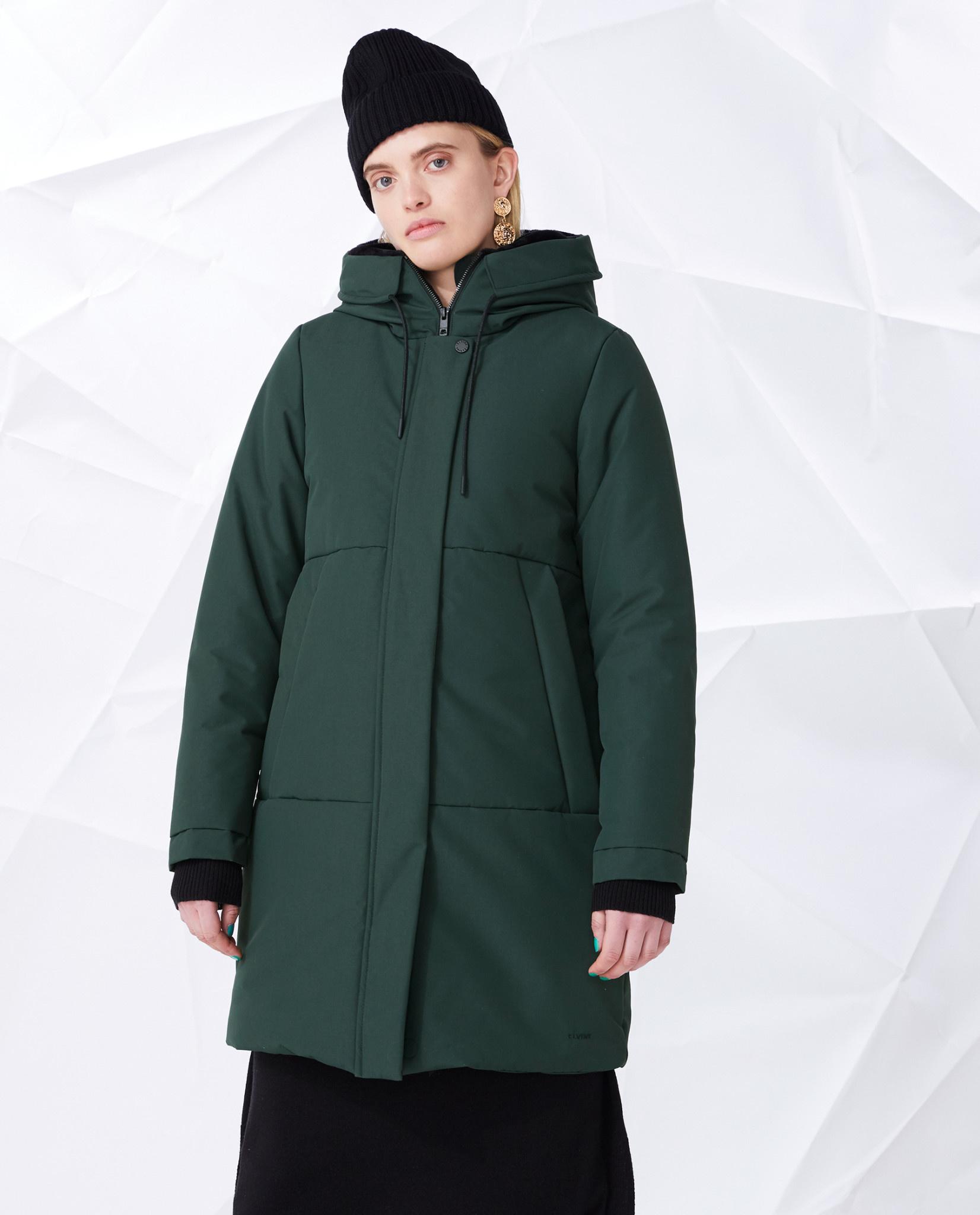 Elvine Elvine Tiril Jacket Bottle Green