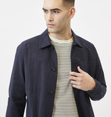 Minimum Minimum Dammeyer 7398 Overshirt Navy Blazer