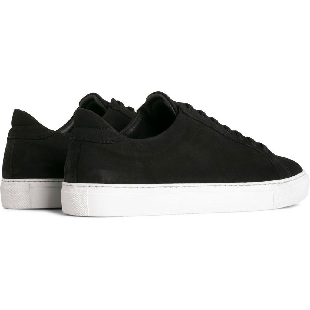 Garment Project Garment Project Type Sneaker Black Nubuck