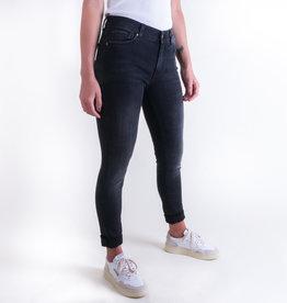 Fifty Four Fifty Four Sixty J591 HW-5-ML  Skinny Jeans Washed Black