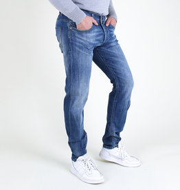 Fifty Four Fifty Four Rages J360-FA56 Slim Fit Jeans Medium Blue Washed