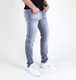 Fifty Four Fifty Four Rages JD98 HM-7-M Slim Jeans Washed Grey