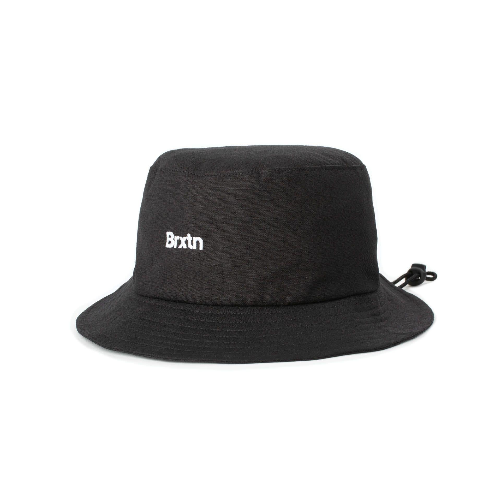 Brixton Brixton Gate Bucket Hat Black
