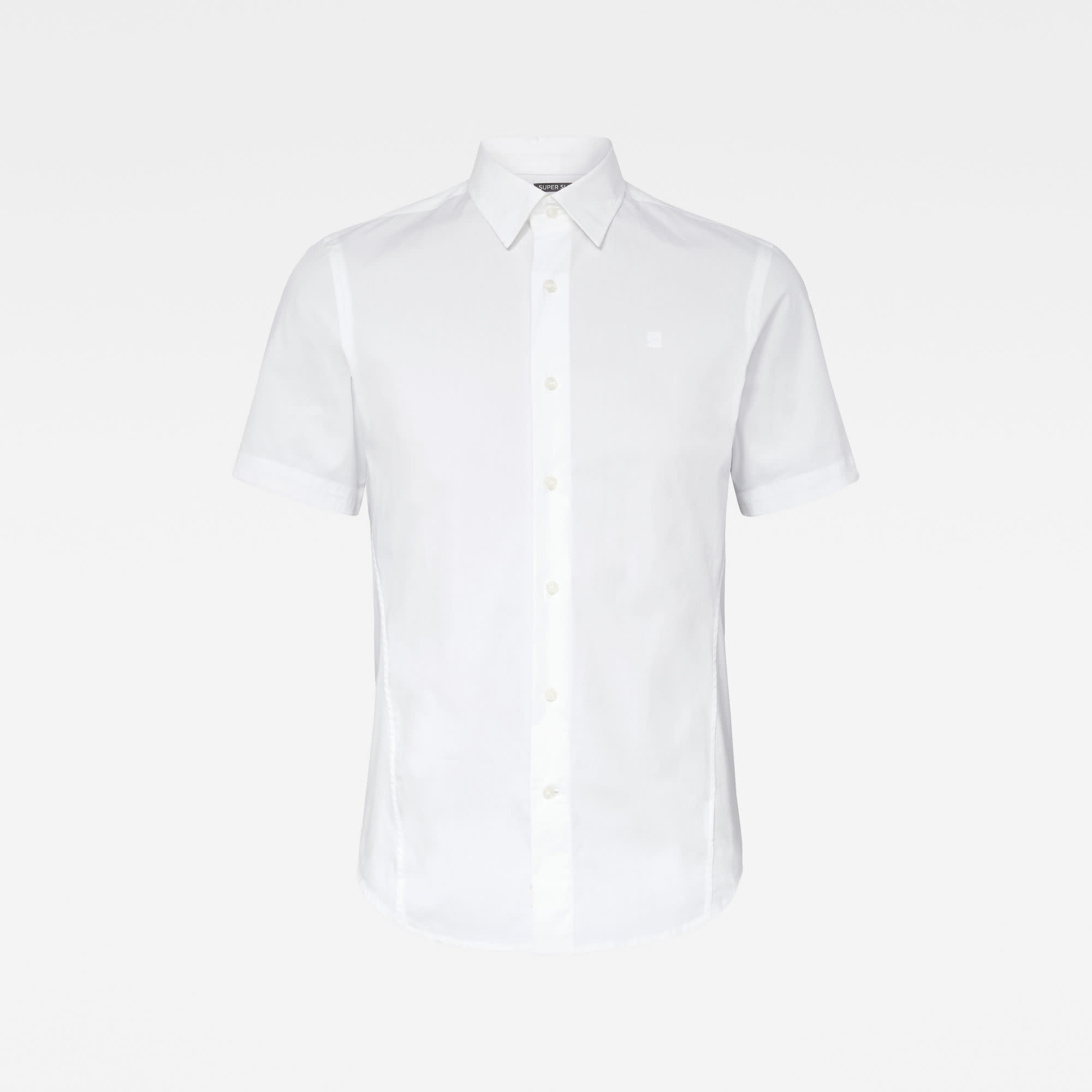 G-Star G-Star Dressed super Slim S/S C271-110 White
