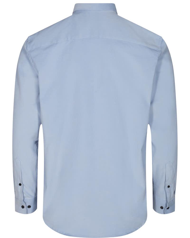 Anerkjendt Anerkjendt Akonrad Corduroy Shirt Light Blue