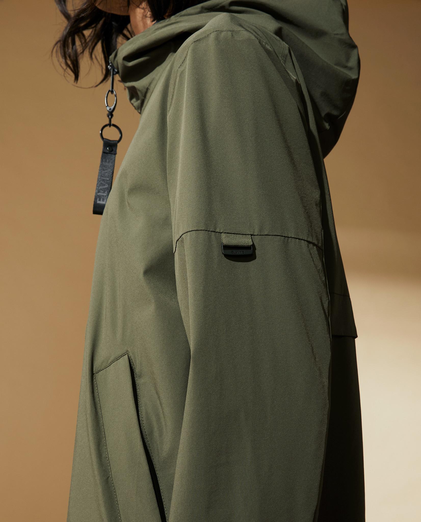 Elvine Elvine Magmar Jacket Geranium Green