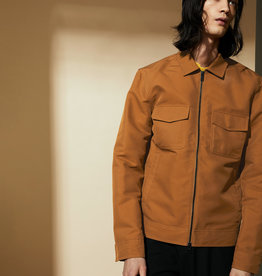 Elvine Elvine Kristoffer Jacket Tobacco Brown
