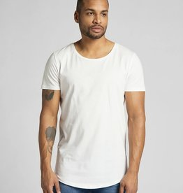 Lee Lee shaped Tee Long fit Off White