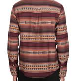 Iriedaily IRIEDAILY Vintachi Shirt Terra Brown