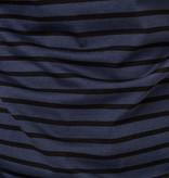 G-Star G-Star Korpaz Stripe R Tee Sartho Blue/ Black