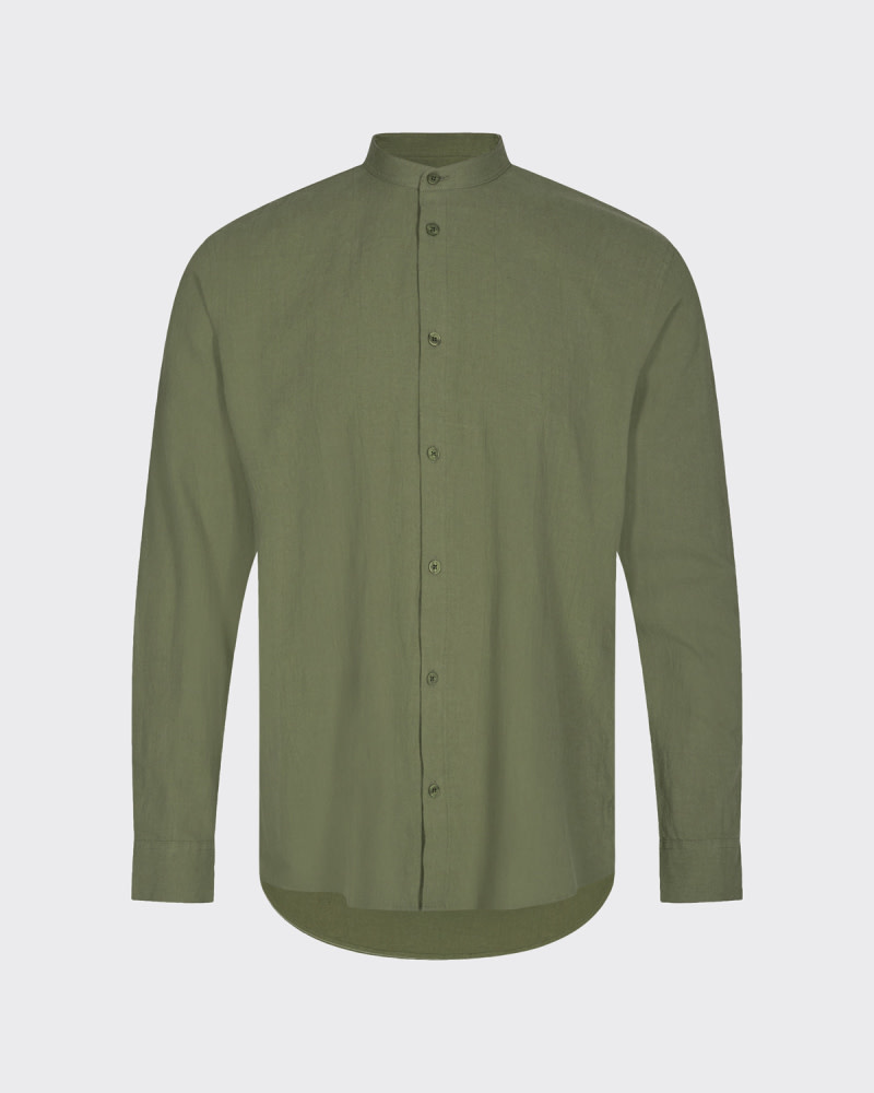 Minimum Minimum Anholt 8023 Shirt Olivine Green