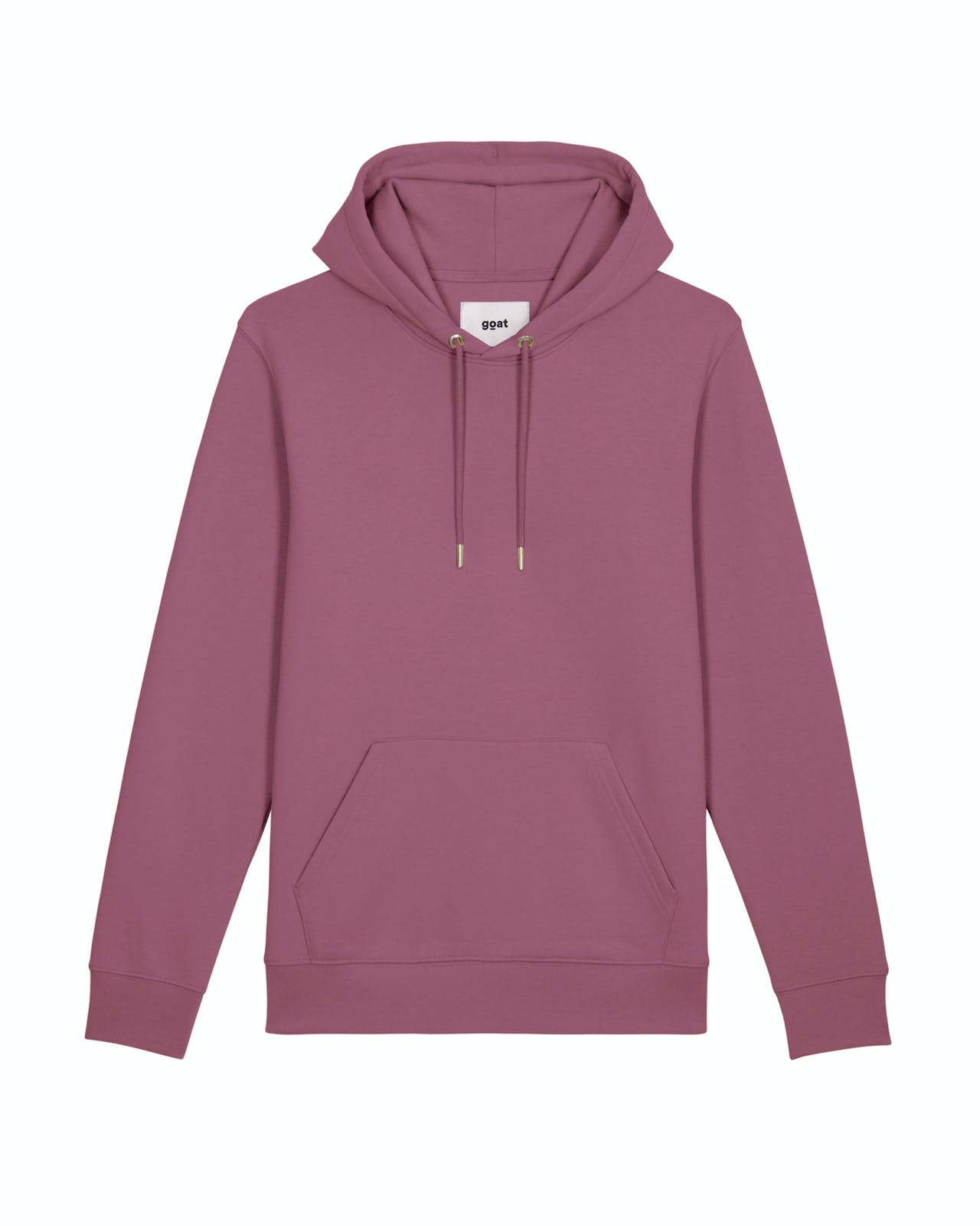 GOAT Apperal Avery Unisex Hooded Sweat Purple