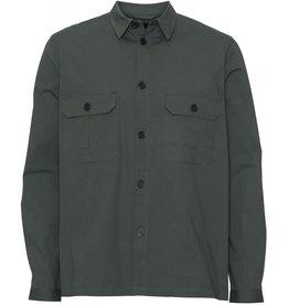 Clean Cut Clean Cut Ripstop Stretch Overshirt Army Green