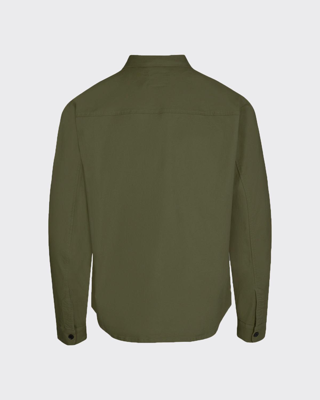 Minimum Minimum Tobi 7306 Overshirt Olivine Green