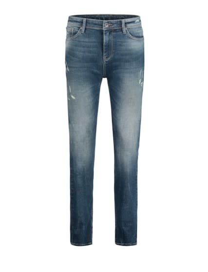 Purewhite Pure White The Jone W0609 Jeans Washed Blue