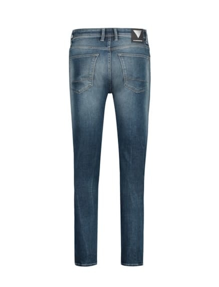 Purewhite Pure White The Jone W0609 Jeans Washed Blue