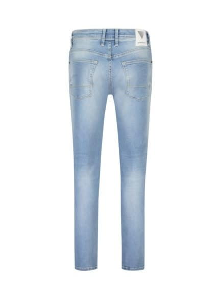 Purewhite Pure White The Jone W0611 Jeans Damaged Blue