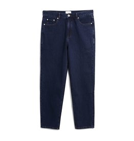 Farah Farah Rushmore Denim Loose Tapered Fit Rinsed Blue