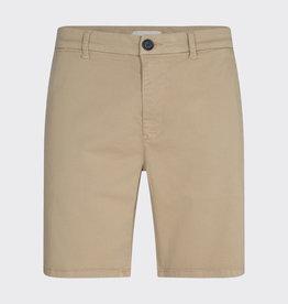 Minimum Minimum Django 8045 Chino Stretch Short Seneca Rock Brown