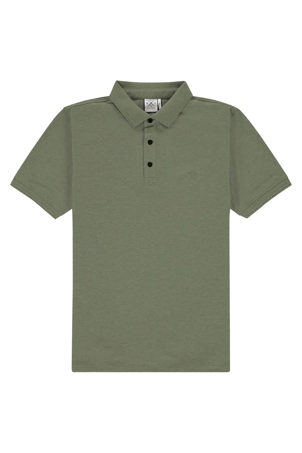 Kultivate Kultivate Keene Polo Army Green