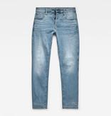G-Star G-Star 3301 51001 Slim Fit  8968-8436 Indigo Aged Blue