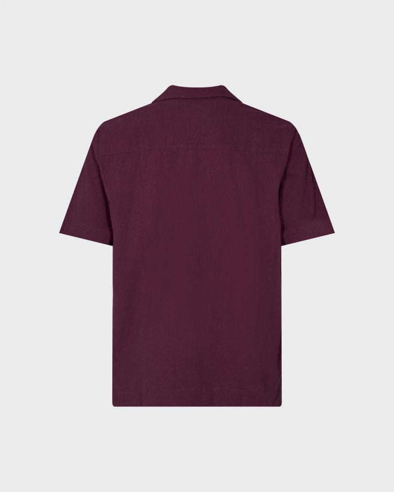 Minimum Minimum Femlig 8092 Shirt Fig Purple