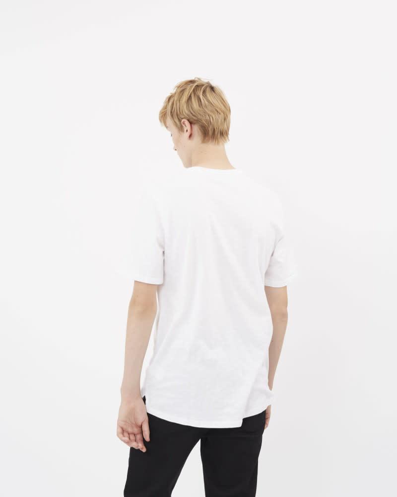 Minimum Minimum Delta Tee 0222 White
