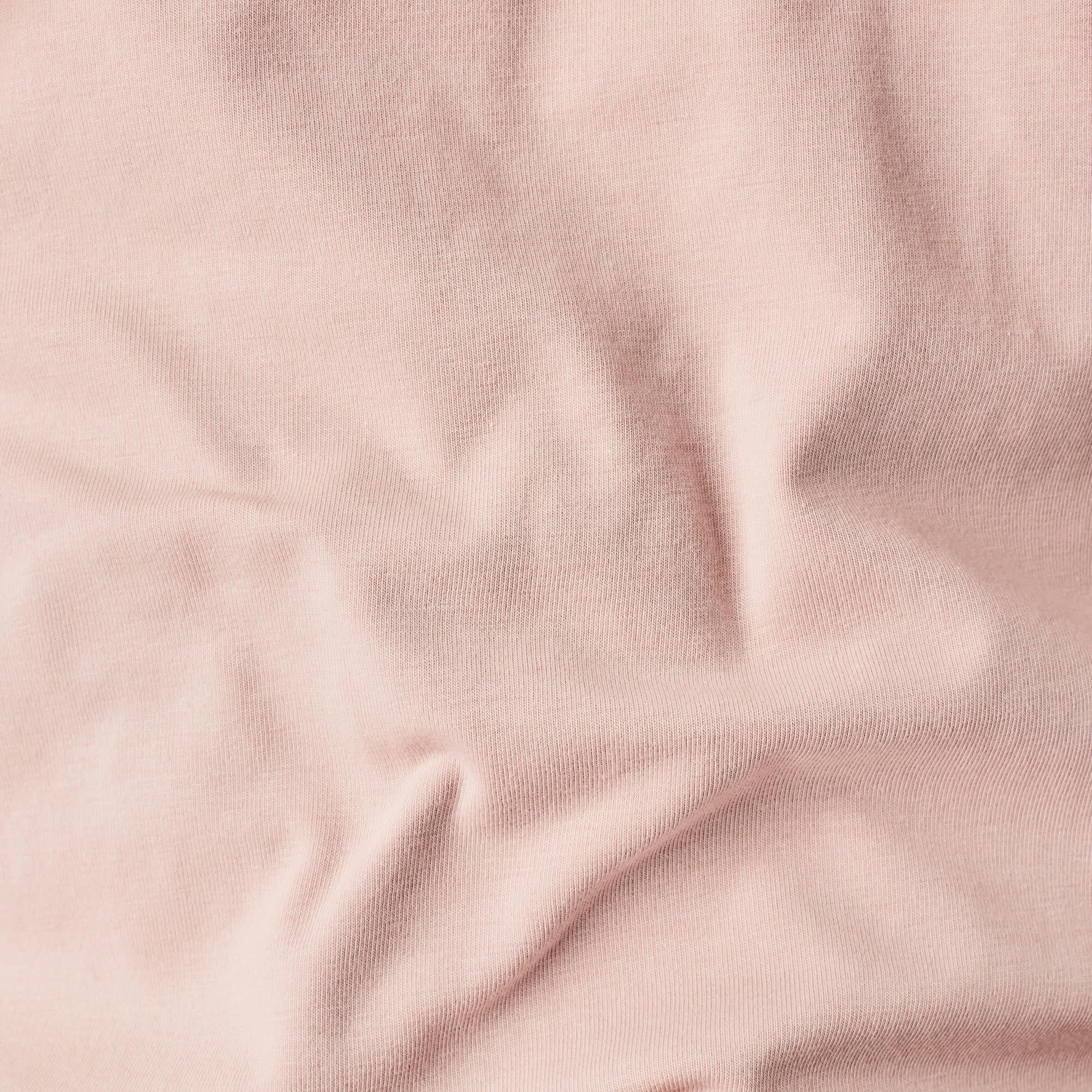 G-Star G-Star Slim Base R Tee S/S Lox Pink