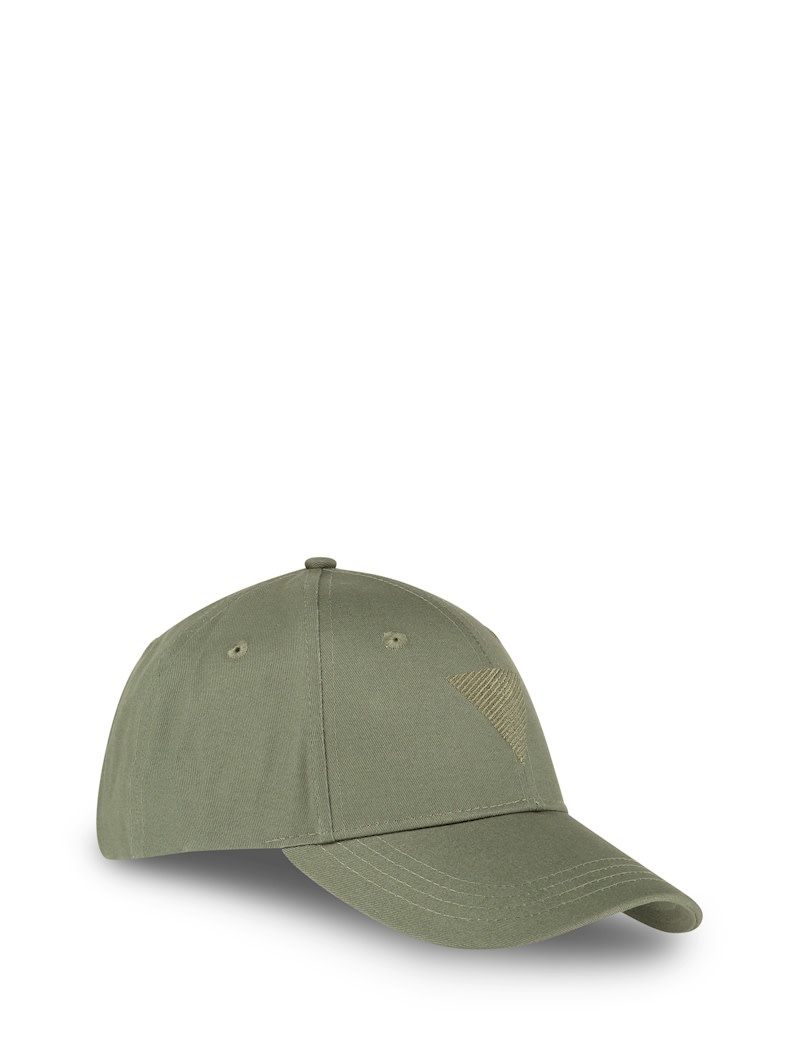 Purewhite PureWhite 21010701 Cap Light Army Green