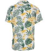 Kronstadt Kronstadt Cuba Tropical S/S Shirt Yellow