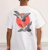 HNR LDN Honour Londen Birds Unisex Tee White