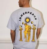 HNR LDN Honour Londen Inner Peace Unisex Tee Grey
