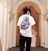 HNR LDN Honour Londen Wheel of Fortune Unisex Tee White