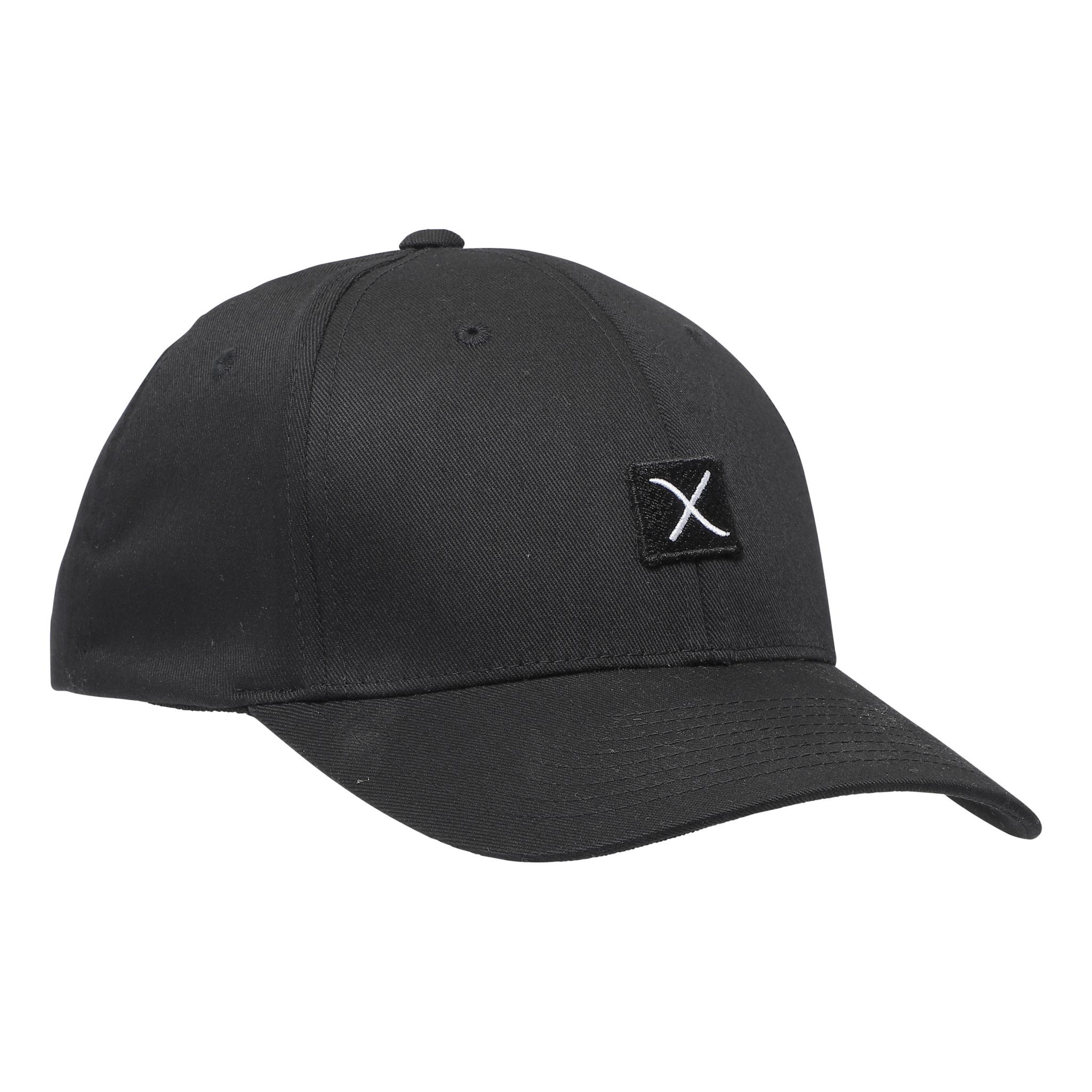 Clean Cut Clean Cut Logo Cap Black