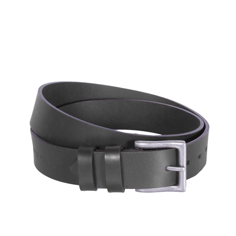Chesterfield Chesterfield Brandon Leather Belt Black