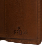 Chesterfield Chesterfield Lancaster Cardholder Waxed Leather Cognac