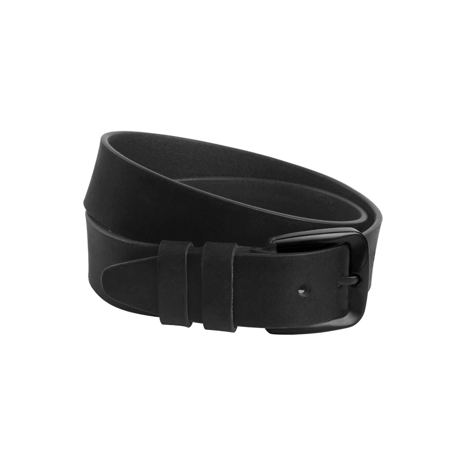 Chesterfield Chesterfield Allendale Leather Belt Black