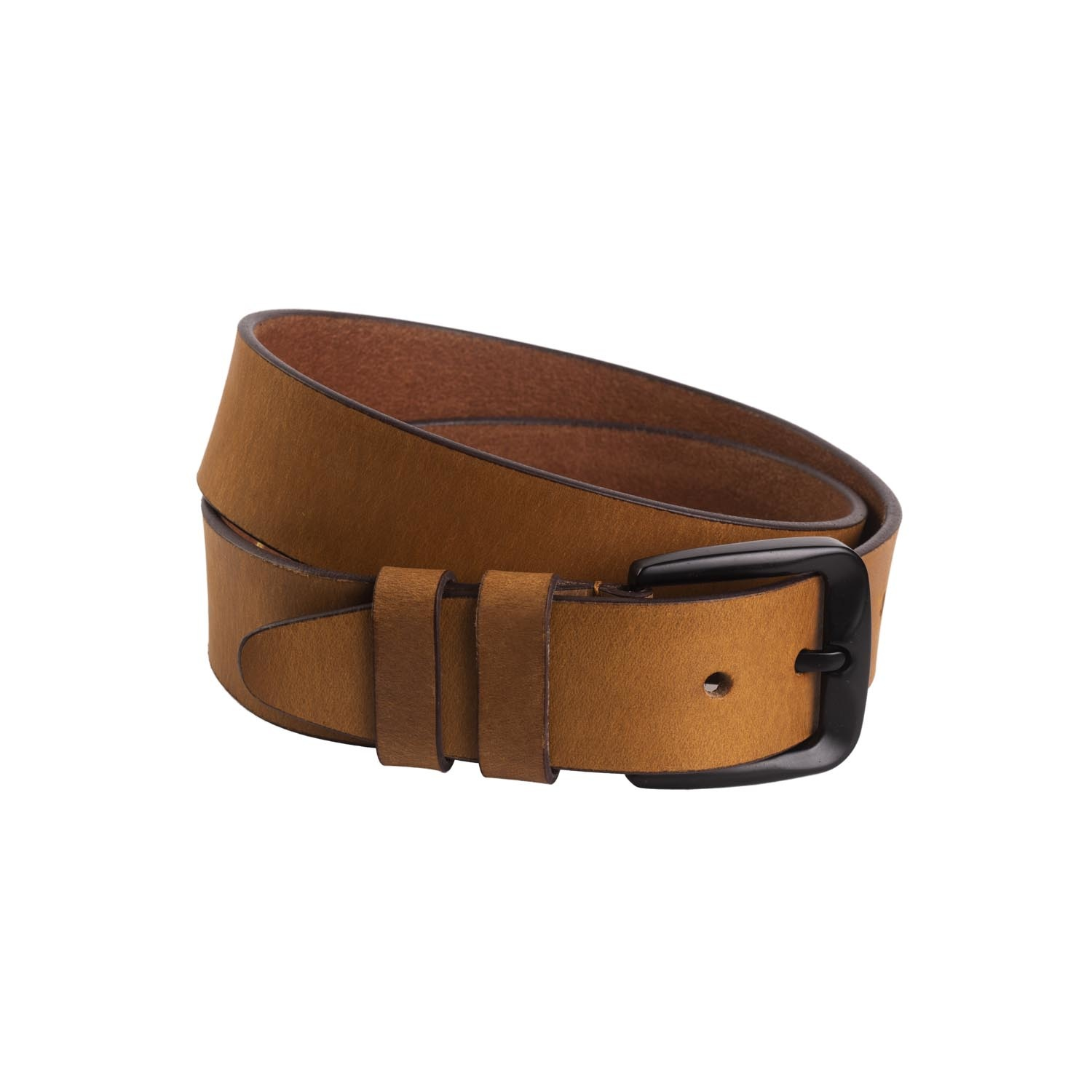 Chesterfield Chesterfield Allendale Leather Belt Cognac