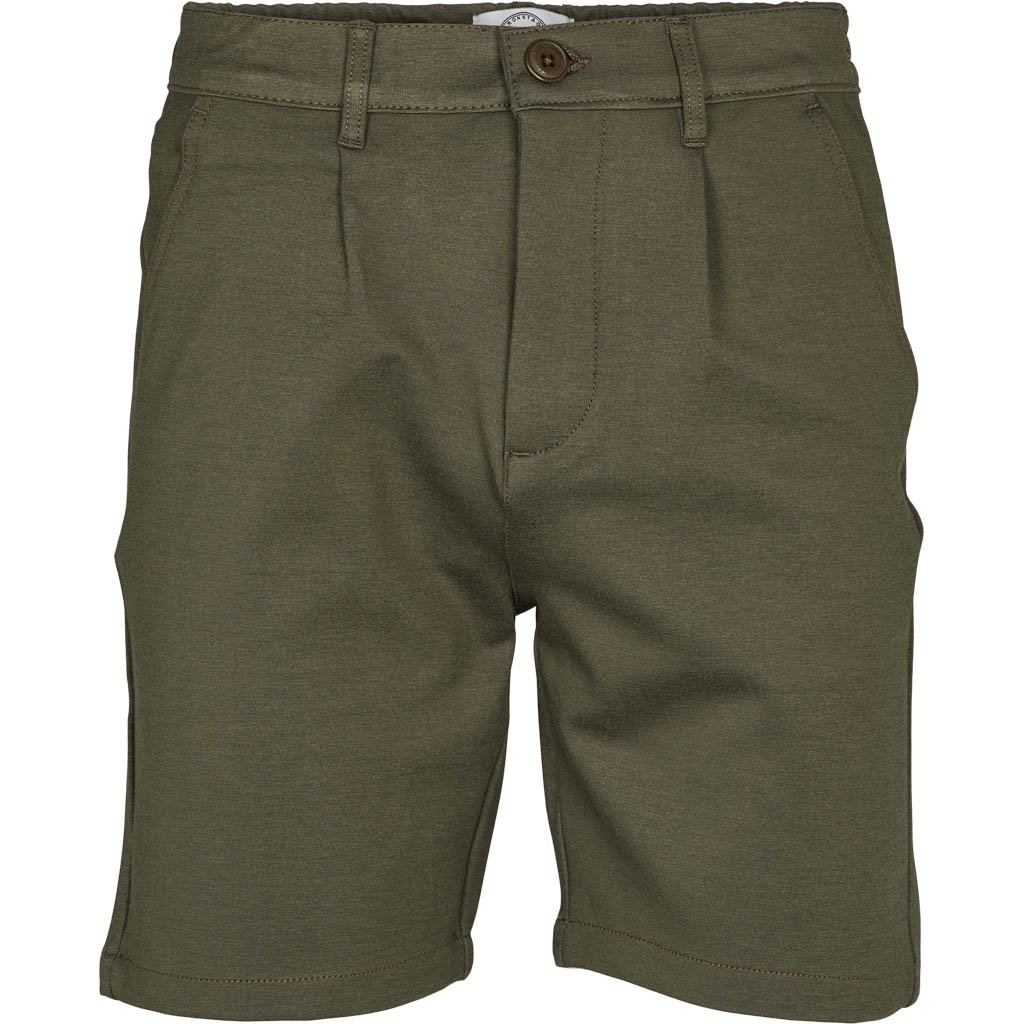 Kronstadt Kronstadt Club Stretch Shorts Army Green