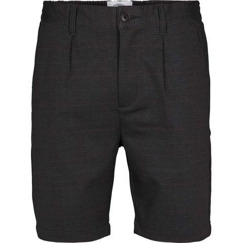 Kronstadt Kronstadt Club Texture Check Shorts Brown