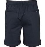 Kronstadt Kronstadt Club Texture Check Shorts Navy