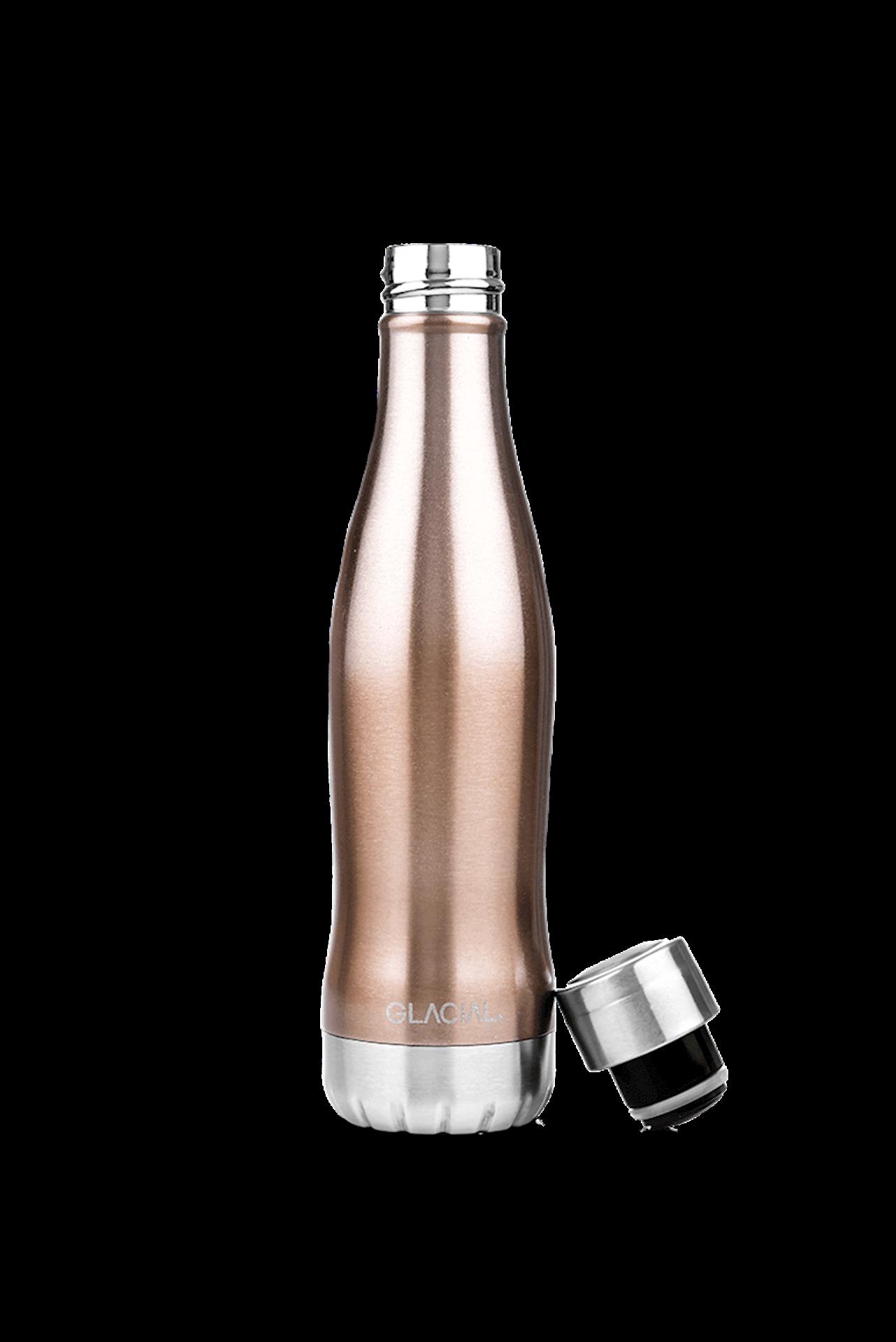 Glacial Glacial Bottle Rose Gold