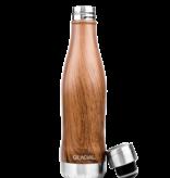 Glacial Glacial Bottle Teak Wood