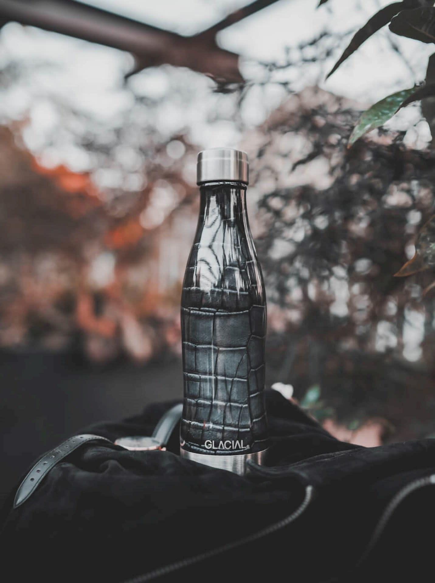 Glacial Glacial Bottle Wild Crocodile