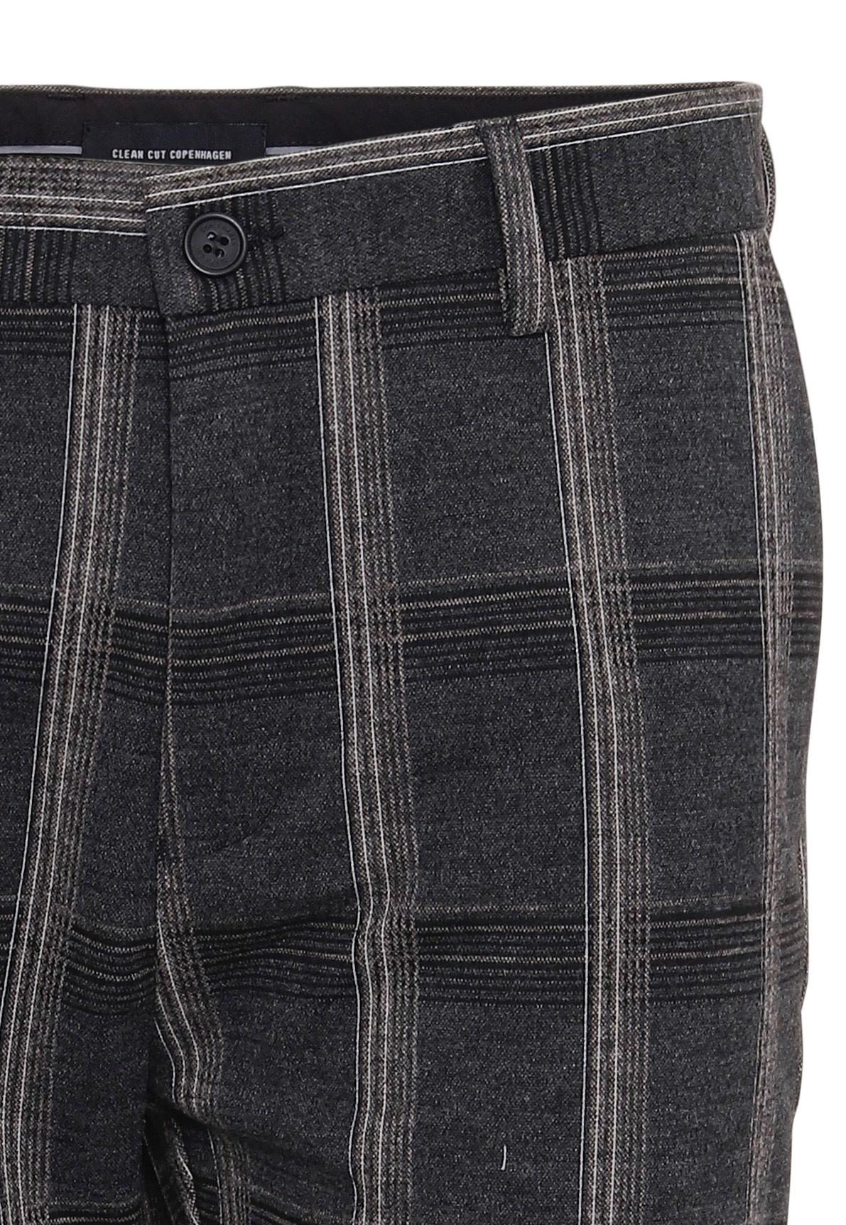 Clean Cut Clean Cut Milano Silas Pant Dark Grey