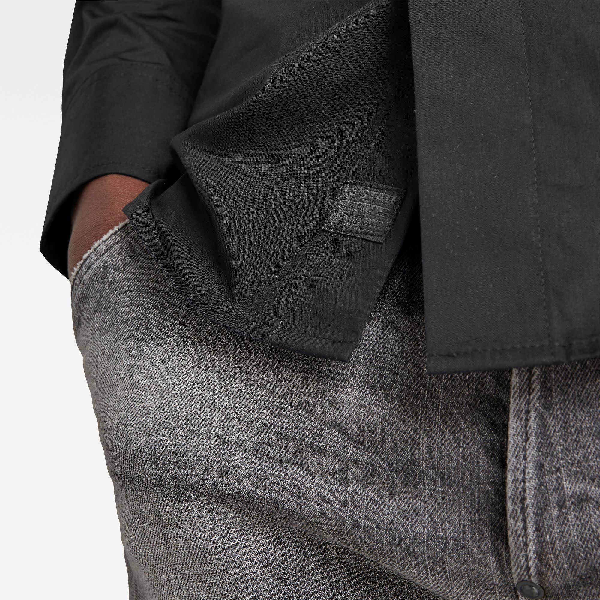 G-Star G-Star Core Super Slim Shirt L/S Black