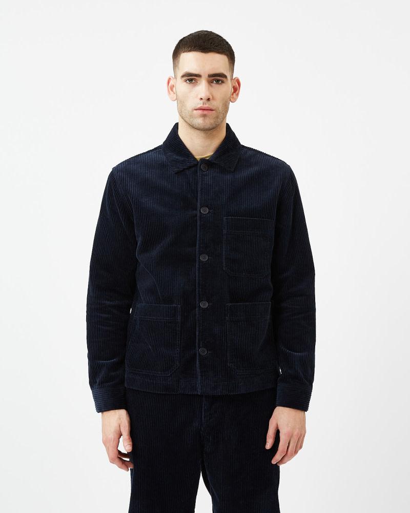 Minimum Minimum Campos 9133 Shirt Navy Blazer